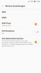 Samsung Galaxy A5 (2017) - SMS - Manuelle Konfiguration - Schritt 7