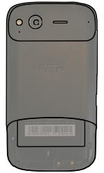 HTC S510e Desire S - SIM-Karte - Einlegen - Schritt 7
