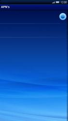 Sony Xperia X10 - Internet - Handmatig instellen - Stap 12