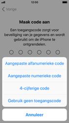 Apple iPhone 5s - iOS 11 - Toestel - Toestel activeren - Stap 14