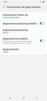 Samsung Galaxy A10 - internet - mobiele data managen - stap 15