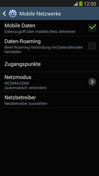 Samsung N9005 Galaxy Note 3 LTE - Netzwerk - Netzwerkeinstellungen ändern - Schritt 6