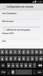 Bouygues Telecom Ultym 5 II - E-mails - Ajouter ou modifier un compte e-mail - Étape 9