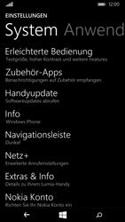 Nokia Lumia 735 - Fehlerbehebung - Handy zurücksetzen - Schritt 6
