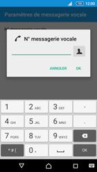 Sony E5823 Xperia Z5 Compact - Messagerie vocale - Configuration manuelle - Étape 9