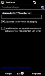 Samsung B7610 Omnia Qwerty - E-mail - e-mail instellen: POP3 - Stap 11