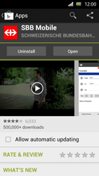 Sony Xperia U - Applications - Installing applications - Step 24
