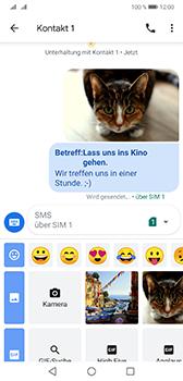 Huawei Mate 20 - MMS - Erstellen und senden - 21 / 22