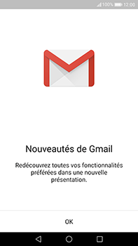 Huawei P10 Plus - E-mail - 032a. Email wizard - Gmail - Étape 4