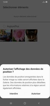Samsung Galaxy A10 - E-mails - Envoyer un e-mail - Étape 15