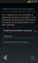 Samsung Galaxy Ace III - Applicazioni - Configurazione del negozio applicazioni - Fase 13