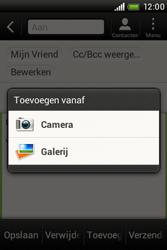 HTC A320e Desire C - E-mail - e-mail versturen - Stap 11