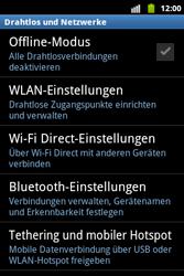 Samsung S5690 Galaxy Xcover - Bluetooth - Geräte koppeln - Schritt 7