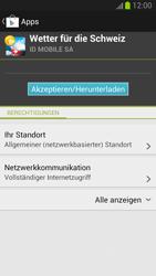 Samsung Galaxy S III - Apps - Installieren von Apps - Schritt 15