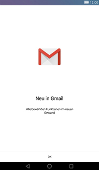 Huawei MediaPad T1 (7.0) - E-Mail - Konto einrichten (gmail) - Schritt 4