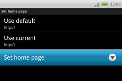 HTC A810e ChaCha - Internet - Manual configuration - Step 15