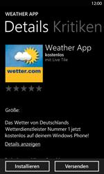 Nokia Lumia 820 LTE - Apps - Konto anlegen und einrichten - Schritt 7