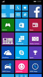 Nokia Lumia 830 - Voicemail - Manual configuration - Step 1