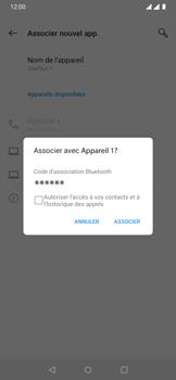 OnePlus 7 - Internet et connexion - Connexion avec un équipement multimédia via Bluetooth - Étape 8