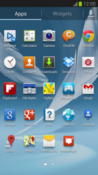 Samsung N7100 Galaxy Note II - Internet - Internet browsing - Step 2