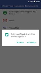 HTC U Play - E-mails - Ajouter ou modifier votre compte Outlook - Étape 6