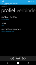 Microsoft Lumia 640 - contacten, foto
