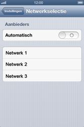 Apple iPhone 4 (iOS 6) - netwerk en bereik - gebruik in binnen- en buitenland - stap 5