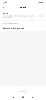 Xiaomi RedMi Note 7 - WiFi - WiFi-Konfiguration - Schritt 4