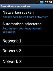 Samsung S5570 Galaxy Mini - Buitenland - Bellen, sms en internet - Stap 10