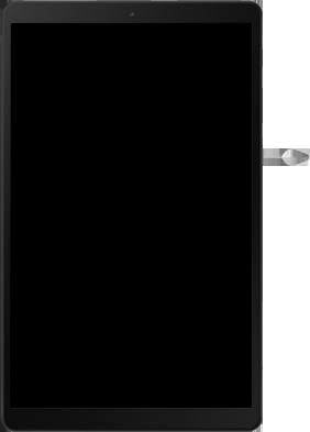 Samsung galaxy-tab-a-10-1-lte-2019-sm-t515 - Instellingen aanpassen - SIM-Kaart plaatsen - Stap 2