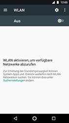 Motorola Moto G5s - WLAN - Manuelle Konfiguration - Schritt 5