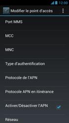 Acer Liquid Z5 - MMS - Configuration manuelle - Étape 14