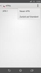 Sony Xperia E4G - Internet - Apn-Einstellungen - 9 / 29