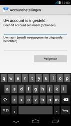 Acer Liquid Z500 - E-mail - e-mail instellen: IMAP (aanbevolen) - Stap 18