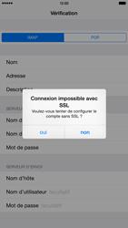 Apple iPhone 6 Plus - E-mail - Configuration manuelle - Étape 15