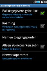 Samsung S5830 Galaxy Ace - Internet - Uitzetten - Stap 6