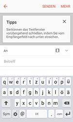 Samsung G389 Galaxy Xcover 3 VE - E-Mail - E-Mail versenden - Schritt 5