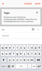 Samsung Galaxy Xcover 3 VE - E-Mail - E-Mail versenden - 5 / 20