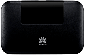 Huawei E5770 - Settings - Change network name and password - Step 1