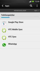 HTC One - Apps - Eine App deinstallieren - Schritt 5