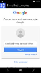 Microsoft Lumia 650 - E-mail - Configuration manuelle (gmail) - Étape 7