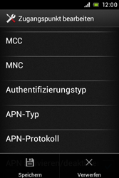Sony Xperia E - Internet - Apn-Einstellungen - 16 / 26