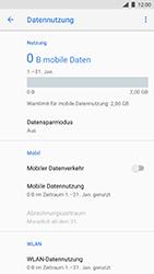 Nokia 8 - Internet und Datenroaming - Prüfen, ob Datenkonnektivität aktiviert ist - Schritt 6
