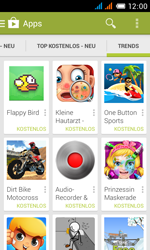Alcatel Pop C3 - Apps - Herunterladen - 12 / 20