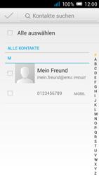 Alcatel Pop C7 - MMS - Erstellen und senden - 8 / 21