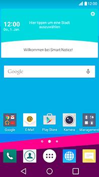 LG G4 - WLAN - Manuelle Konfiguration - 1 / 10