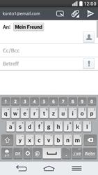 LG G2 mini - E-Mail - E-Mail versenden - 1 / 1