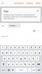 Samsung G925F Galaxy S6 edge - Android M - E-Mail - E-Mail versenden - Schritt 8