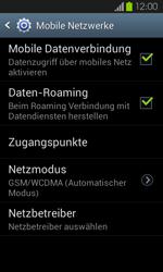 Samsung Galaxy S2 mit Android 4.1 - Ausland - Im Ausland surfen – Datenroaming - 9 / 11