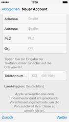Apple iPhone 5c - Apps - Einrichten des App Stores - Schritt 22